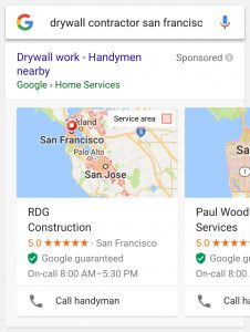 Home services - mobile